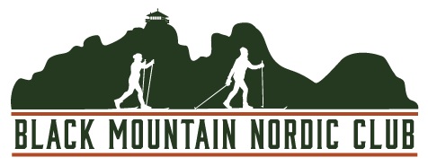 Black Mountain Nordic Club Logo