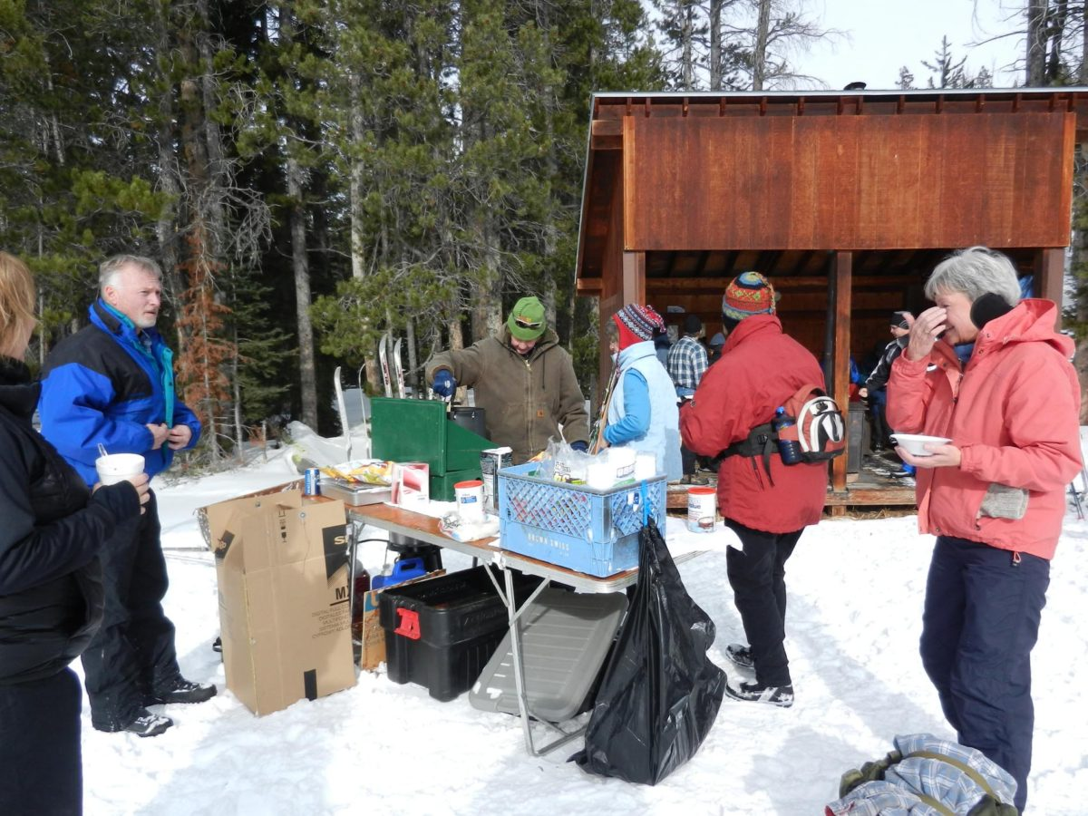 Black Mountain Nordic Club Events and Activities